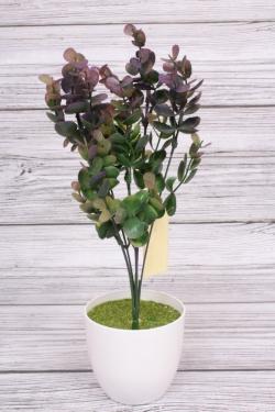 Искусственное растение -  Барбарис сиреневый. 35 см.