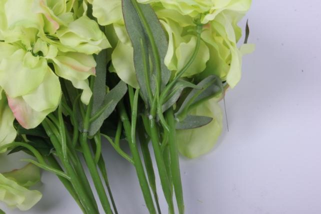 искусственное растение - дельфиниум 40см салатовый  (12 шт в уп) sun476