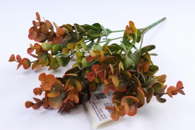 Искусственное растение -  Эвкалипт Цинерея терракотовый Б9887