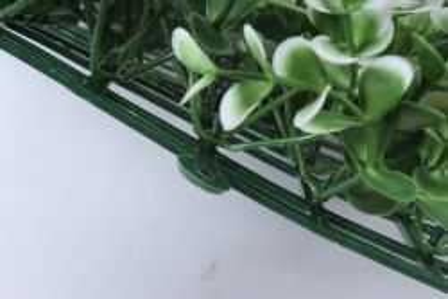 Искусственное растение -  Газон самшит белый  Д10176