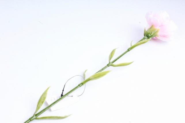 Искусственное растение -  Гвоздика розовая  SUN005
