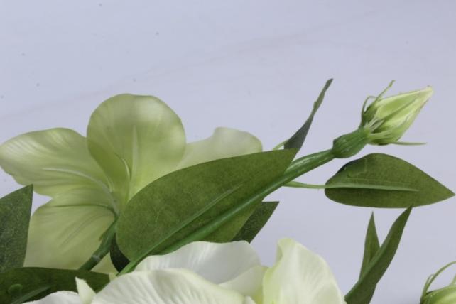 искусственное растение - клематис салатовый 50см  (12шт в уп)  sun540