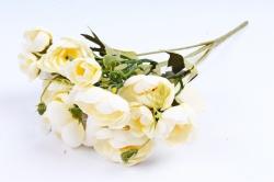 Искусственное растение -  Купальница с примулой шампань (Т)