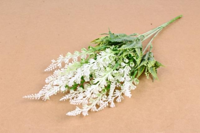 Искусственное растение -  Лаванда белая  Б10625