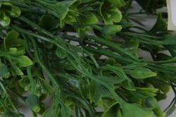 искусственное растение - ленок зелёный h=35cm