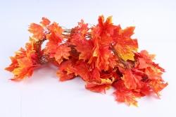 Искусственное растение -  Лиана осенняя  (5 шт в уп)