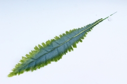 Искусственное растение -  Лист экзотический с перламутром   KS261