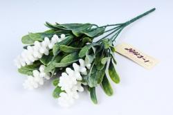 Искусственное растение- Люпин белый  GAB177А