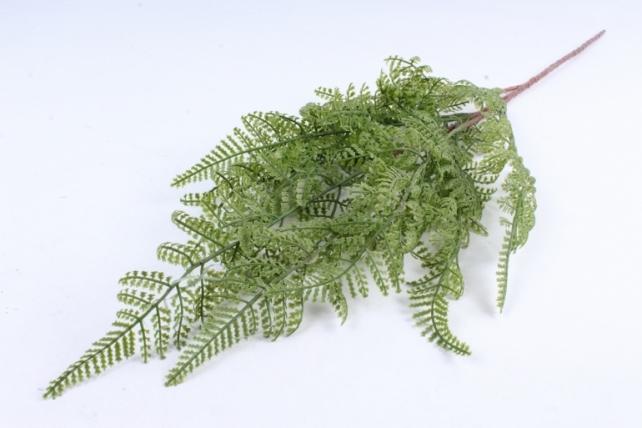 Искусственное растение -  Папоротник силикон  В9238