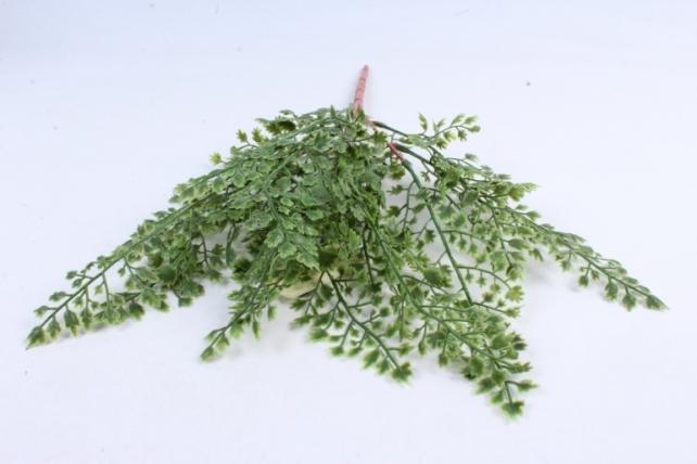 Искусственное растение -  Петрушка силикон  В9239