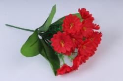 Искусственное растение - Примула 20 см красная