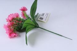 искусственное растение - примула 20 см розовая