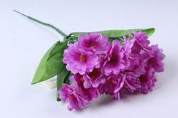 Искусственное растение - Примула 20 см сиреневая