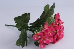 Искусственное растение - Примула розовая h=28cm