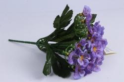 Искусственное растение - Примула сиреневая h=28cm