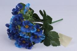 искусственное растение - примула васильковая h=28cm