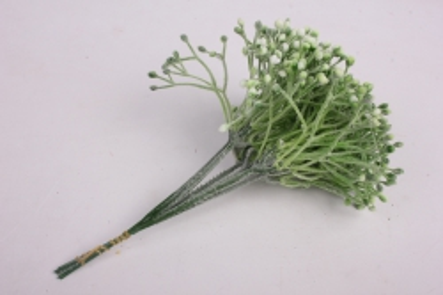 искусственное растение - пупавка белая (6 шт в уп) 153м