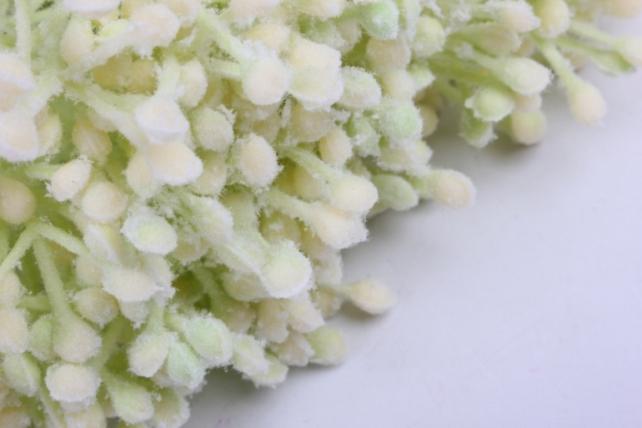 искусственное растение - пупавка ванильная (6 шт в уп) 153м