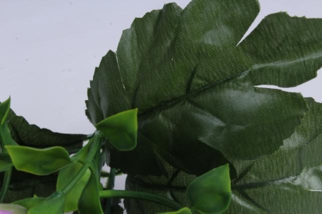 искусственное растение - ранункулюс сиреневый h=30cm