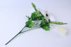 искусственное растение - ромашки 40 см