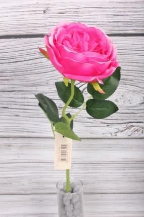 Искусственное растение -  Роза 50 см  K7L0069