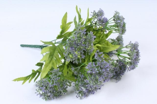 Искусственное растение -  Укроп пышноцветный сиреневый  Б9286