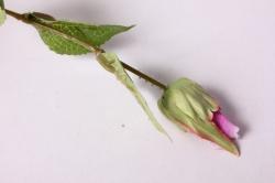 искусственное растение - ветка пиона 110 см сиреневый sun117