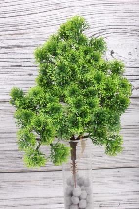 Искусственное растение -  Веточка туи 36 см* 22 см  21KW080