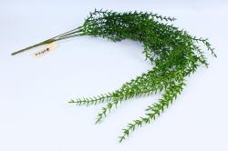 Искусственное растение- Веточка зелёная ниспадающая  GAB228D