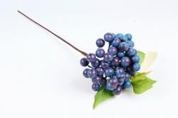 Искусственное растение -  Вишня стапная черничная В10556