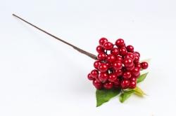 Искусственное растение -  Вишня стапная красная В10556