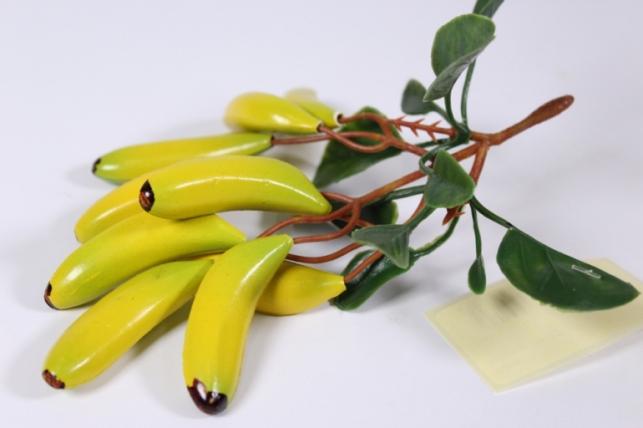 Искусственные фрукты - Банан