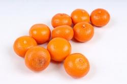Искусственные фрукты - Мандарин 4 см (10 шт)