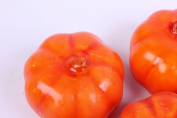 искусственные овощи - тыква 3см (10шт)