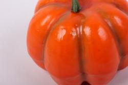искусственные овощи - тыква 9см