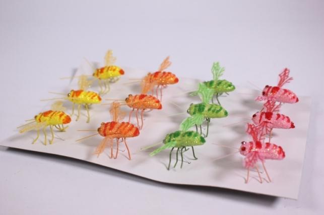 Искусственные Пчёлки (12шт в уп) 281649 (Код 1201)
