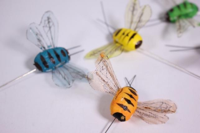 Искусственные Пчёлы (24шт в уп)  LY140140