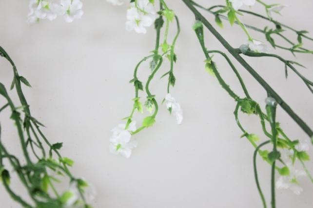 искусственные растения - 1310 гипсофила 80см с-174wh