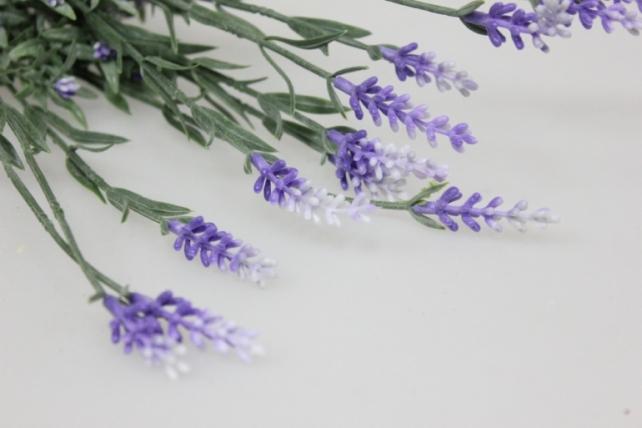 искусственные растения - 3061  лаванда двухцветная  с-1638м