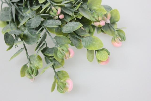 искусственные растения - 5313 душистый горошек (розовый, белый, желтый) с-1851f