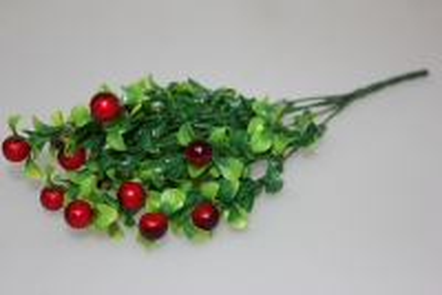 искусственные растения - 5320 кизил с-1605