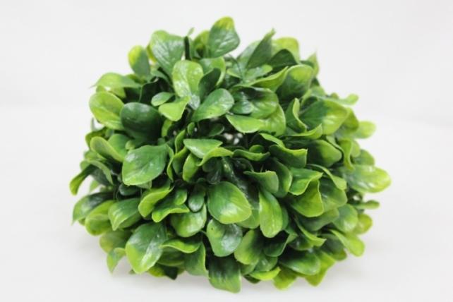 Искусственные растения - 5665 Шар Самшит зеленый d=25см Е 170