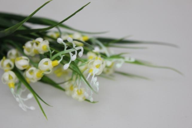 искусственные растения - 5702 орхидея лесная с-2046