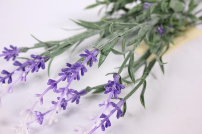 искусственные растения - 5966 лаванда 15см (10шт в уп)