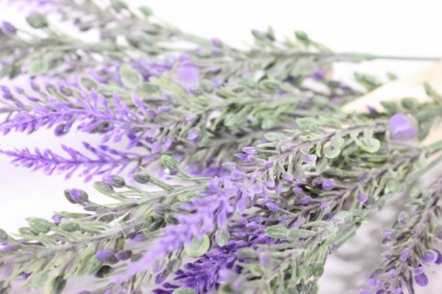 искусственные растения - 7142 лаванда 25см