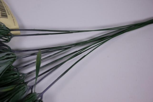 искусственные растения - 9552 ветка сиреневая 40см (10шт в уп)