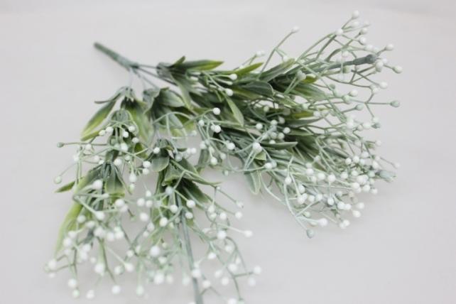 искусственные растения - алиссум зеленый 40см y39018