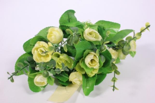 Искусственные растения - Букет декоративный шампань L=29см