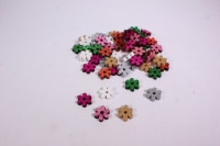 искусственные растения - цветы дерево 3 см 56 шт в уп. yd004bag - код 5168