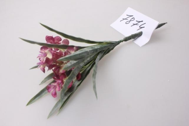 искусственные растения - цветы маленькие  ga87